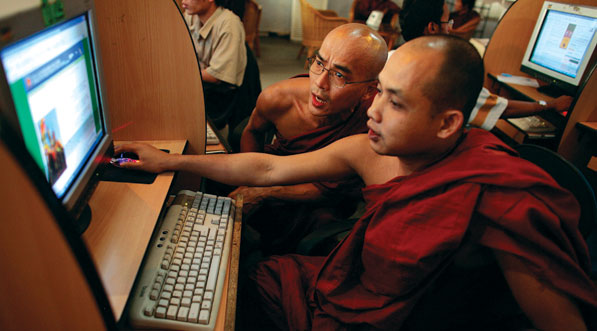 Communication and Internet in Myanmar - Invest Myanmar.biz