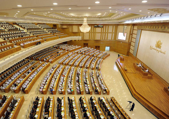 Myanmar state media details new foreign investment law
