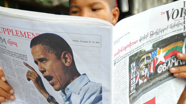 Myanmar to allow daily newspapers next year�minister
