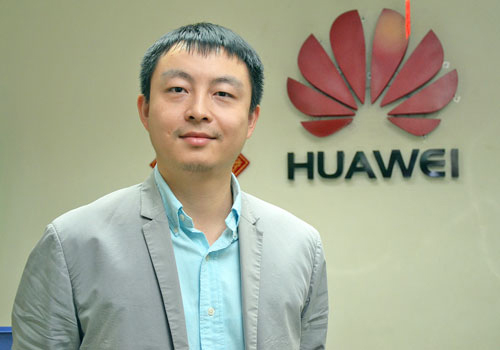 Huawei sees key role in Myanmar's telecoms future