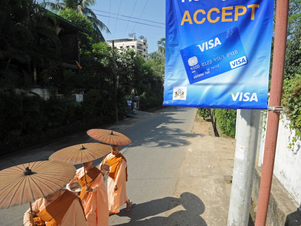 MYANMAR: CREDIT CARD MARKET HOTS UP
