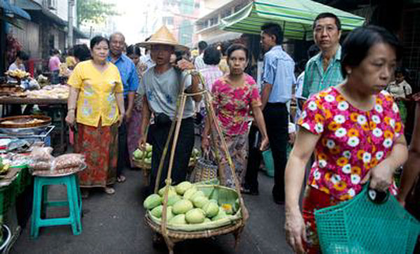 MYANMAR�S ECONOMIC PROSPECTS AND ITS REAL POTENTIAL