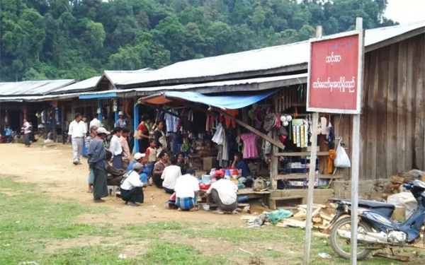 INDO-MYANMAR BORDER MARKETS GET GREEN LIGHT