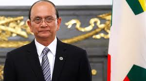 MYANMAR PRESIDENT PLEDGES TO TAKE ASEAN CHAIRMANSHIP ROLE IN 2014