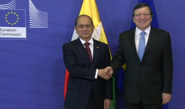 EU re-opens its market to Myanmar/Burma