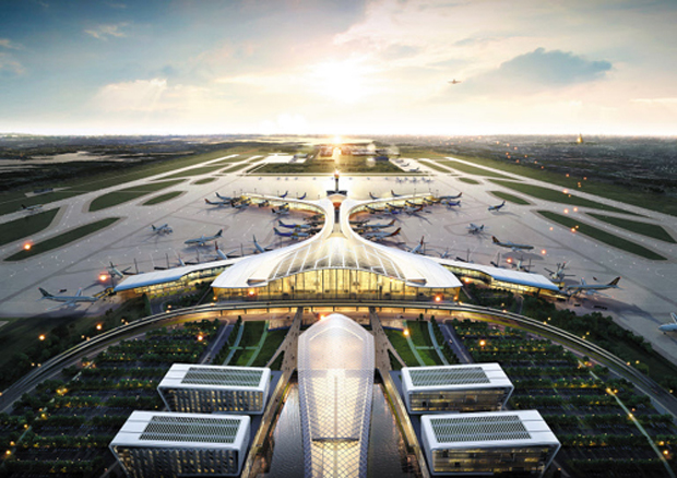 Incheon Wins 1st Nod to Build Rangoon Airport
