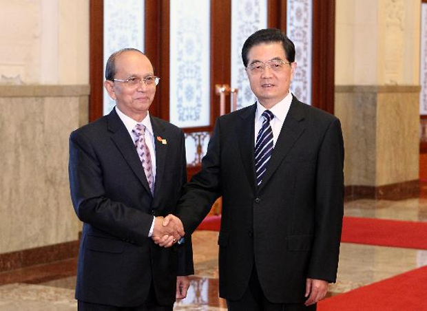 BEIJING'S ECONOMIC DIPLOMACY IN MYANMAR