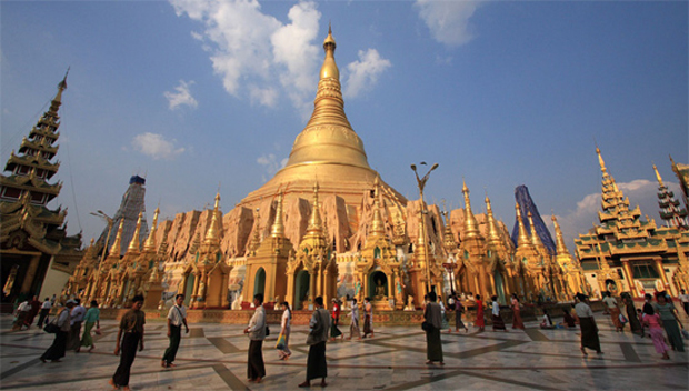 LOCAL INVESTMENT IN MYANMAR UP US$114 MILLION IN JULY