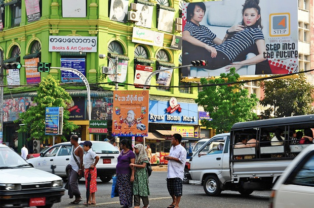 Myanmar: rushing in, but risks abound