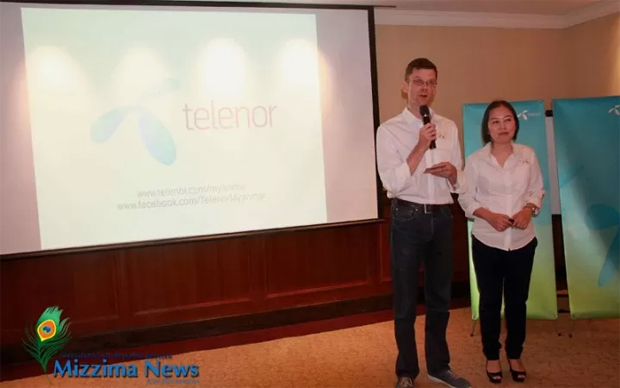 Telenor to recruit 3000 Myanmar staff