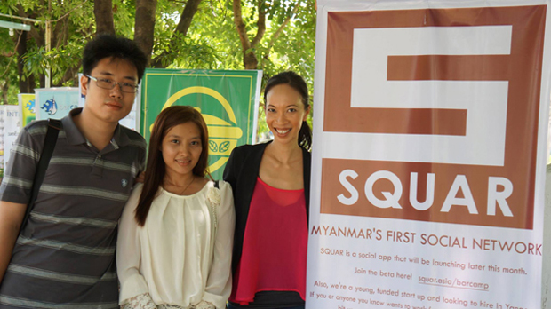 Linking Fair and SQUAR in Myanmar