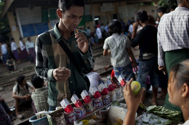 Tobacco Companies See Unregulated Burma as Big New Market