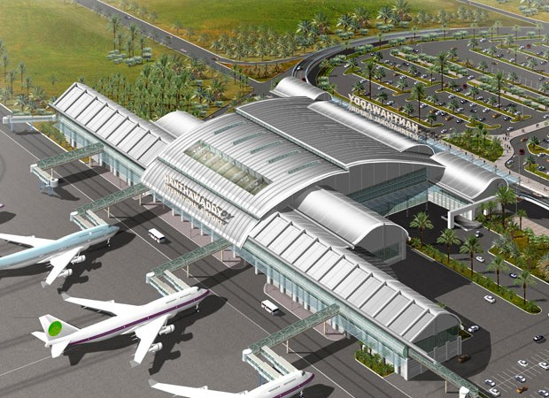 MYANMAR TO BUILD LARGEST INTERNATIONAL AIRPORT