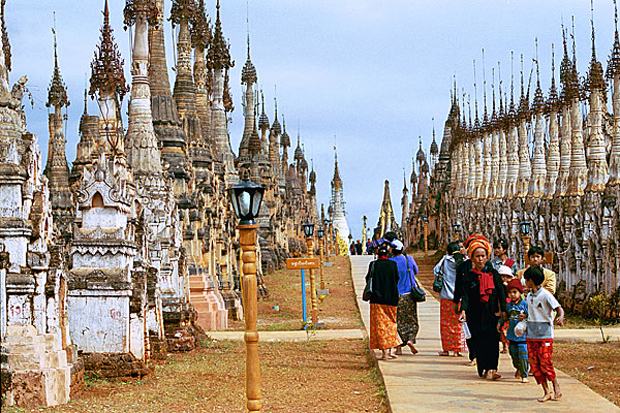 MYANMAR A CHANGING LAND OF MANY WONDERS