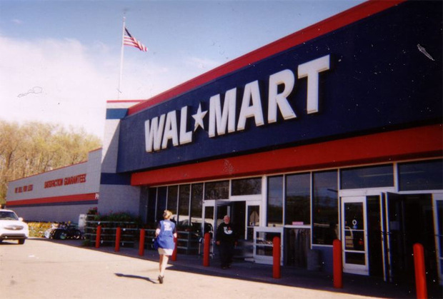 BURMESE DAYS: WALMART LICKING ITS CHOPS OVER MYANMAR