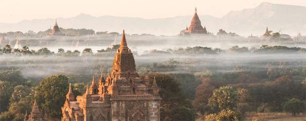 MYANMAR GROWING AT BREAKNECK SPEED