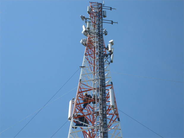 Tender invitation to build 400 telecommunication stations