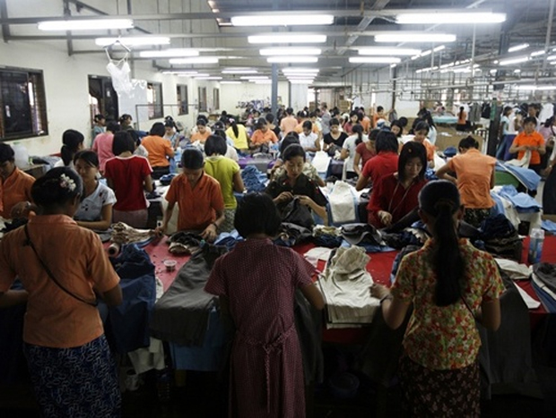 FOREIGN INVESTMENT HAS CREATED 20,000 JOBS IN BURMA SINCE APRIL