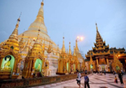 Myanmar Tourist Destinations