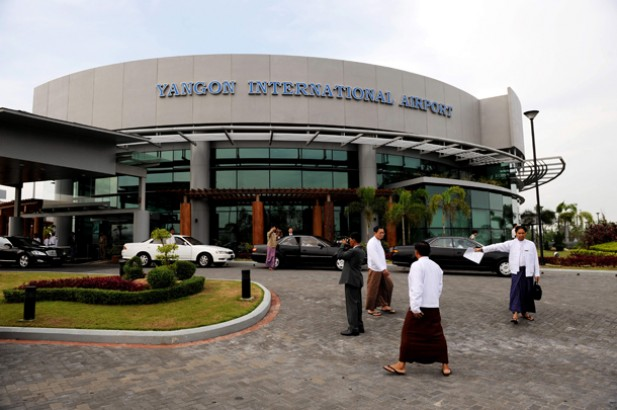 Myanmar plans new airport as arrivals soar