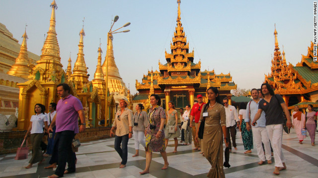 From Burma to Myanmar: Land of rising expectations