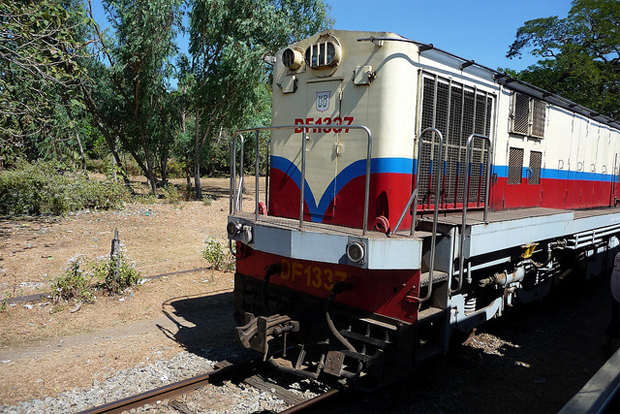 NAYPIDAW IN US$100 MILLION CHINA DEAL TO BUILD TRAIN FACTORIES