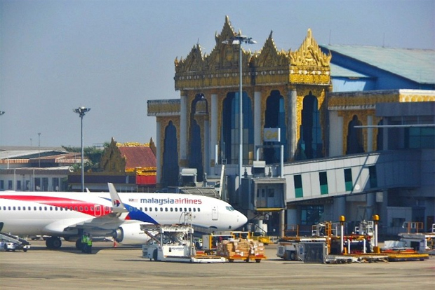 MYANMAR RACES AGAINST THE CLOCK TO BUILD AIRPORTS AND HOTELS
