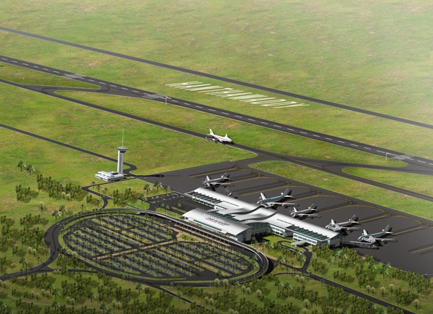 LAND PRICES SKYROCKET DUE TO HANTHAWADDY AIRPORT PROJECT