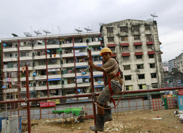 MYANMAR PROPERTY TAXES, LEVIED BY THE GOVERNMENT TO CONTROL SKYROCKETING REAL ESTATE PRICES, DEEMED INEFFECTIVE
