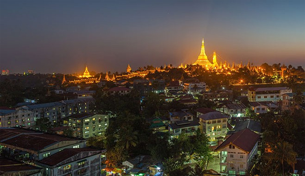 CONFIDENCE GROWS IN MYANMAR ECONOMY