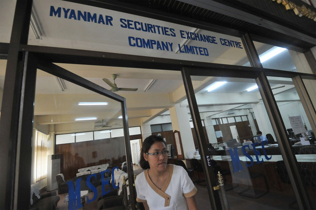 MYANMAR'S 2015 STOCK EXCHANGE DEADLINE AT RISK: SOUTHEAST ASIA